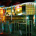 The Diner By Night by Dieter  Lesche