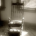 The Empty Chair by RC DeWinter