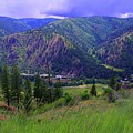 The Entiat Valley  by Jeff Swan