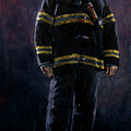 The Firefighter  by Sarah Yuster