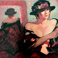 The Flower Hat by Roz McQuillan