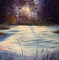 The Glow Of Winter by Tommy  Winn