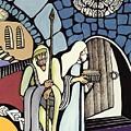 The Great Synagogue Of Jerusalem  by Maya Green