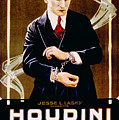 The Grim Game, Harry Houdini, 1919 by Everett
