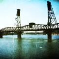 The Hawthorne Bridge by Cathie Tyler