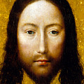 The Holy Face by Flemish School