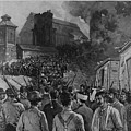 The Homestead Steel Strike Riot by Everett