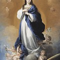 The Immaculate Conception  by Bartolome Esteban Murillo