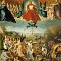The Last Judgement by Jan II Provost