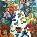 The Last Supper by Rollin Kocsis
