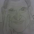 The Late Actor Tony Randall by Charita Padilla