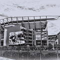 The Linc - Philadelphia Eagles by Bill Cannon