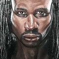 The Lion - Lennox Lewis by Kenneth Kelsoe