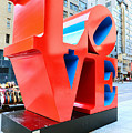 The Love Sculpture by Paul Ward