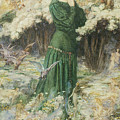 The Lover's World by Eleanor Fortescue-Brickdale