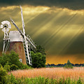 The Mill On The Marsh by Meirion Matthias