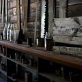The Mishawaka Woolen Bar by Lorraine Devon Wilke