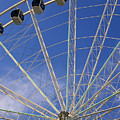 The Myrtle Beach Sky Wheel by Suzanne Gaff