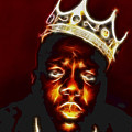 The Notorious B.i.g. - Biggie Smalls by Paul Ward