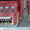 The Old Brick Candy Store by Gordon Wendling