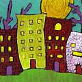 The Old Neighborhood by Wayne Potrafka