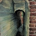 The Old Passageway by Brenda Owen