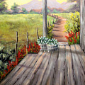 The Porch by Sherry Winkler