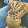 The Potter by Allan Carey