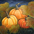 The Pumpkin Patch by Ruth Bares