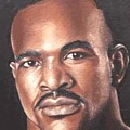 The Real Deal - Evander Holyfield by Kenneth Kelsoe