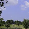 The Road To Lynchburg From Appomattox Virginia by Teresa Mucha