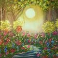 The Secret Garden by Laurie Kidd