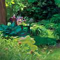 The Secret Garden by Liz Evensen