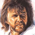 The Snake - Ken Stabler by Kenneth Kelsoe