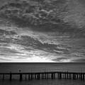 The Sunset by Munir Alawi