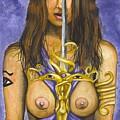 The Sword Of Magic by Scarlett Royal