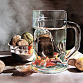 The Tea Cup by Leyla Munteanu
