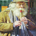 The Tin Whistle by Conor McGuire