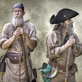 The Two Frontiersmen  by Randy Steele