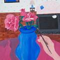 The Vase by Jennifer Hernandez