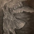 The Victory Of Samothrace by Julianna Ziegler