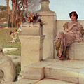 The Voice Of Spring by Sir Lawrence Alma-Tadema