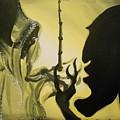 The Wand Of Destiny by Lisa Leeman