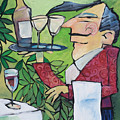 The Wine Steward by Tim Nyberg
