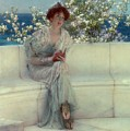 The Year's At The Spring -  All's Right With The World by Sir Lawrence Alma-Tadema