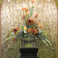 Theater Flower Arrangement by Al Blackford