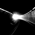 There Is Light At The End Of The Tunnel by Lisa Jayne Konopka