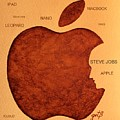 Think Different Steve Jobs 2 by Georgeta  Blanaru