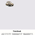 Think Small by Mark Rogan