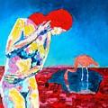 Thinking Woman by Ana Maria Edulescu